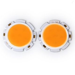 2pcs Red COB LED Light 5W 15-17V 350mA 280LM