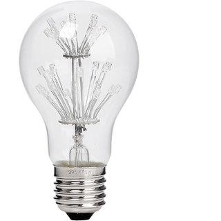 AC220-240V 3W Edison Filament Vintage Antique LED Light Bulb E27 A19