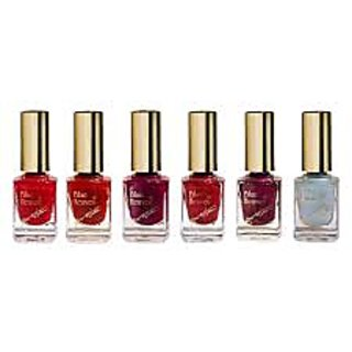 Blue heven xpression nail lustre Pack of 69 ml
