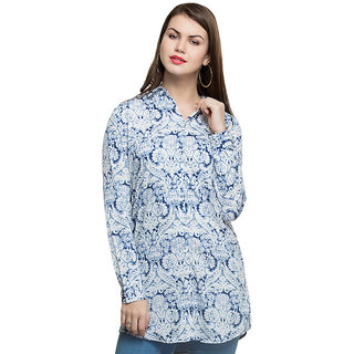 Oxolloxo Uptown Womens Long Shirt