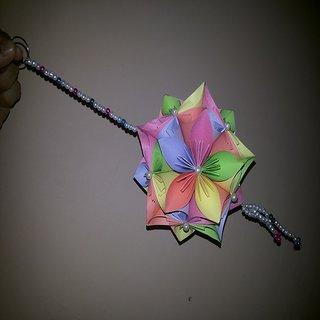 parag flower ball (multicolour)