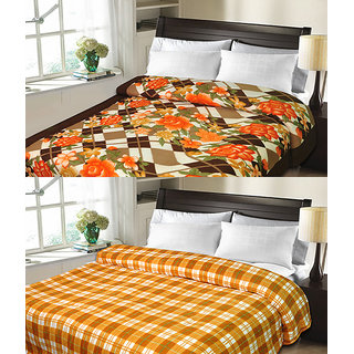 Blanket- Double Bed AC Blanket (Sanvi Traders)