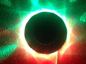 Revolving Multicolor Decorative Wall Light from VRCT