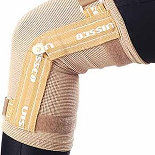 Vissco Elastic Knee Cap With Hinges (P.C.NO.0706) SIZE - XL