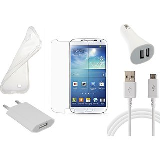 HQ USB Charger+USB Cable+USB Car Charger+Temper+ Back Cover for Samsung Galaxy S3