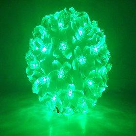 VRCT Green Ball Flower