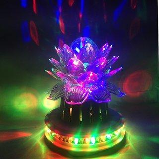 VRCT Rotatating  Colorfull Lotus
