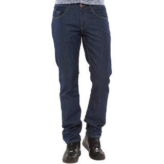 Mavango Bold Blue Jeans For Men