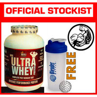 2.2lbs NRI Formulation 100% Ultra Whey Protein 1kg-Optimum Result& Platinum Whey