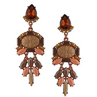 Anuradha Art Designer Drop Earring