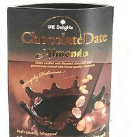 Chocolates-Chocolate Date Almonds