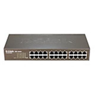 Dlink 24 Port Switch 10/100 MBPS DES-1024D