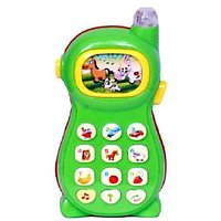 Homeshopeez Musical Learning Phone