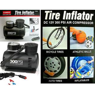 Best Price Coido-6526 12V Electric Car Tyre Inflator  Air Compressor Pump 300 Psi