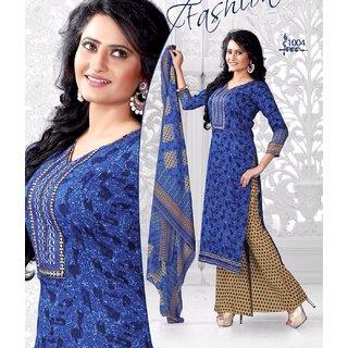 Krishna Palazo Suit Material