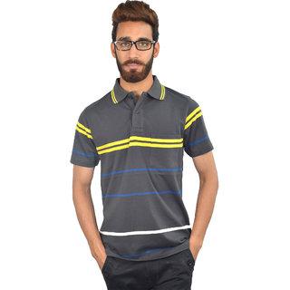 Urban Trail_1775_BL_H/s T-Shirt_Grey