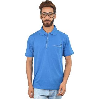 Urban Trail_B-204_OL_H/s T-Shirt_Blue