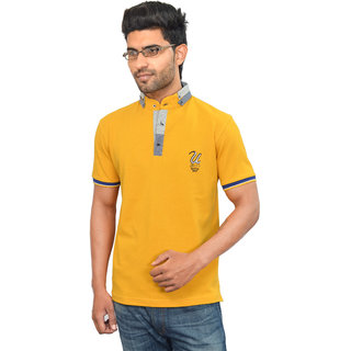 Urban Tech_UT-312_EL_H/s T-Shirt_Golden