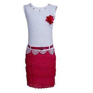 22625525db6 Buy Qeboo Beautiful Party Wear Girls Dress Online - Get 75% Off