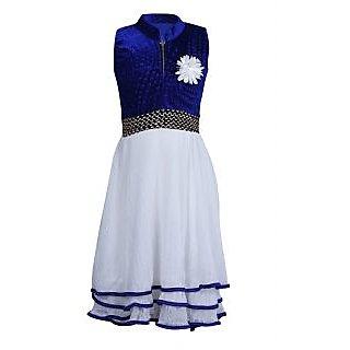 1fd92f3496e Buy Qeboo Beautiful Party Wear Girls Dress Online - Get 57% Off