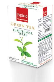 Typhoo Green Tea Tulasi (25 Tea Bags)