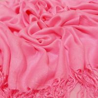 Anuze Fashions Sightly Viscose Solid Stole  Shawls For Womens And Girls