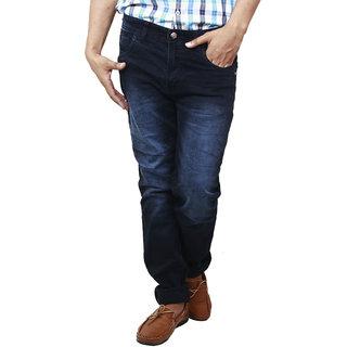 Blue Teazzers Navy Blue Jeans