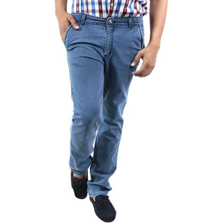 Blue Teazzers Enzyme Jeans