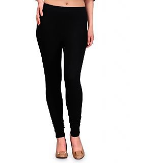 Black Legging Size 28 inches to 36 Inches Lenght 42 Inches