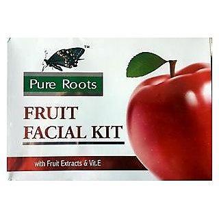 Pure Roots Fruit Facial Kit -80 gm