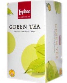 Typhoo Green Tea - 25 bags Carton