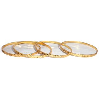 Sai Collection Artificials Gold Plated Bangles