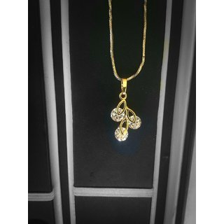 imported gold coated pendant