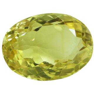 6.7 Ct. / 7.44 Ratti Pure  Iigs Certified Citrine (Sunhella) Astrological Gemstone