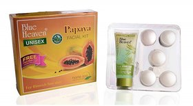 Papaya Facial Kit (80 Gm)