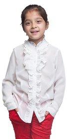 Oxolloxo Girls Off-White Shirt