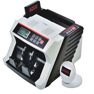 Strob ST 6000 Note Counting Machine (Counting Speed - 1000 notes/min)