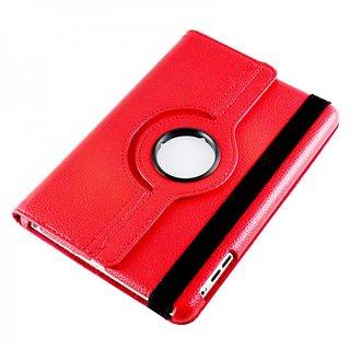 Callmate Rotation Case For iPad Mini4 - Red