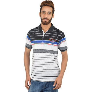 Black Stripes Urban Trail T-shirt