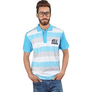 Multi Color Stripes Urban Trail T-shirt