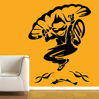 Decor Kafe Para Gliding Wall Decal (27x35 Inch)