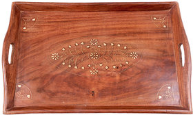 Ratash Wooden Serving Tray Large
