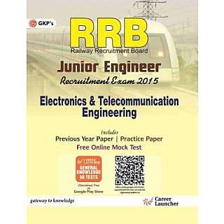 RRB Junior Engineer Recruitment Examination - Electronics  Telecommunication En
