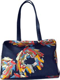 Angelfish Designer Shoulder Tote Fabric Bag for women- AELKABJ01183
