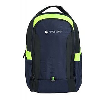 Harissons - Neon  - Multicolor - Office/College Laptop Backpack