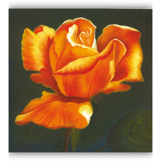 Vitalwalls - Abstract Painting -Premium Canvas Art Print (Abstract-509-45cm)