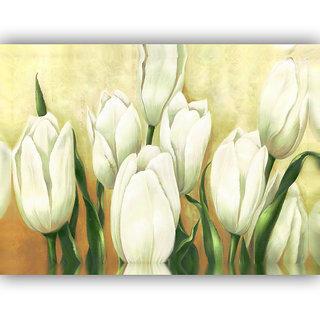 Vitalwalls Abstract Painting Premium Canvas Art Print.(Abstract-167-30cm)