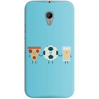The Fappy Store Resd Designer Printed Back Casecover Motorola Moto G3