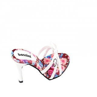 Vandy Crafts Floral Print Sandals