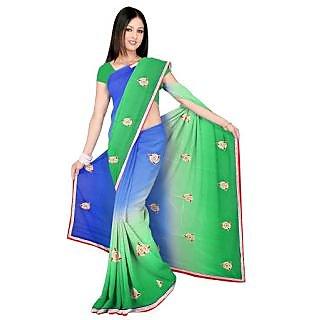 Endra designer Shagun Villa saree 14